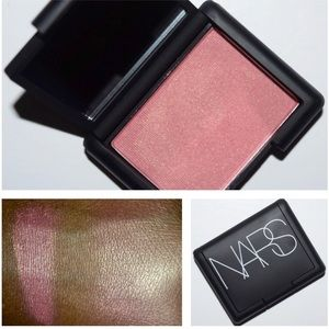 NARS pink powder Blush In Goulue with shimmer NEW